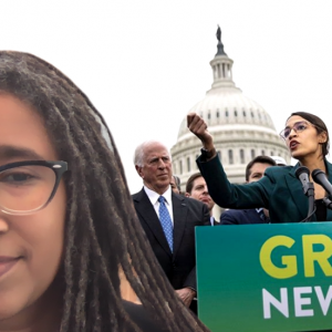 I believe that the Green New Deal is the